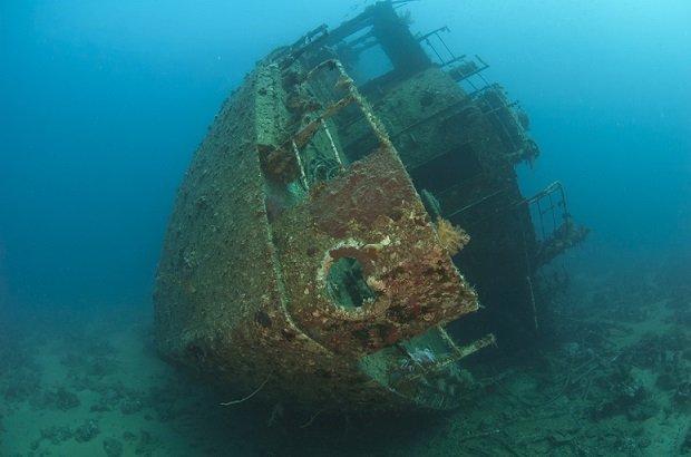 The Most Amazing Artifacts at the Seabed-02